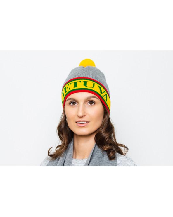 Lietuviškos atributikos kepurė 236