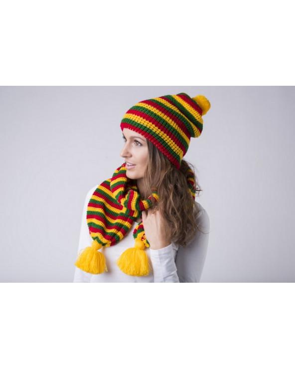 Trijų spalvų kepurė 343