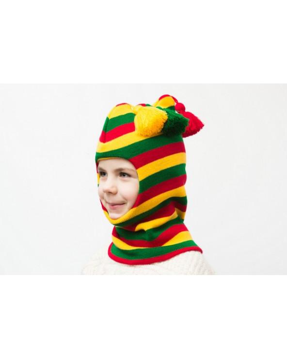 Lietuvos atributikos vaikiškai kepurė 248