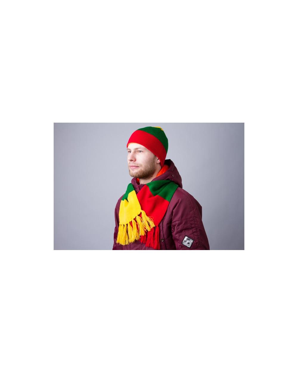 Lietuviškos atributikos šalikas 838