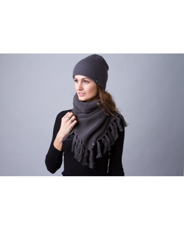 Semi - wool double hat 904
