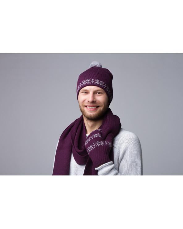 Woolen scarf 135