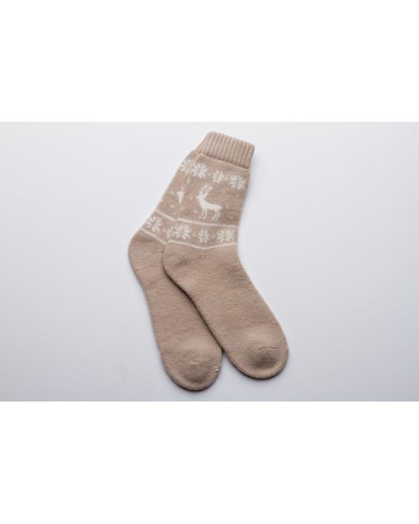 Vilnonės kojinės 805