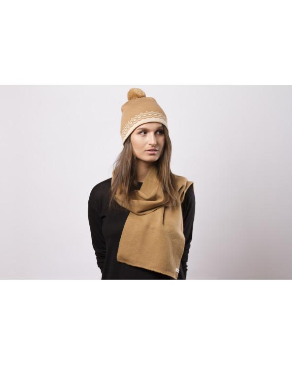 Semi - wool double hat 293