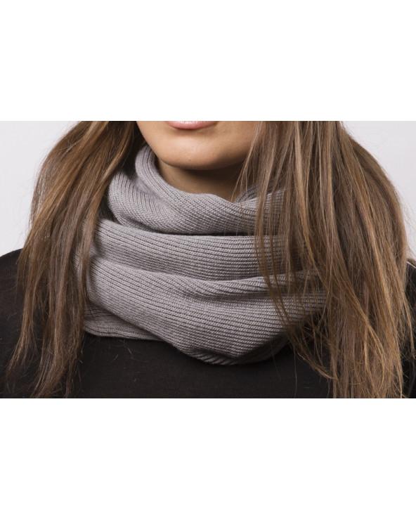 Semi - wool scarf - infinity 901