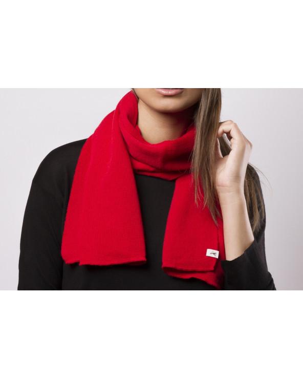 Semi - wool scarf 862