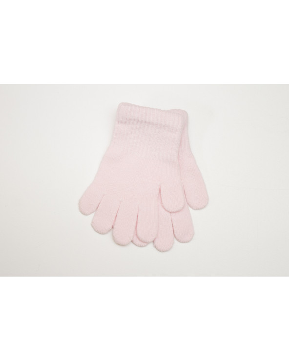 Combed cotton gloves for kids 642
