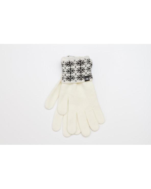Semi - wool gloves 418