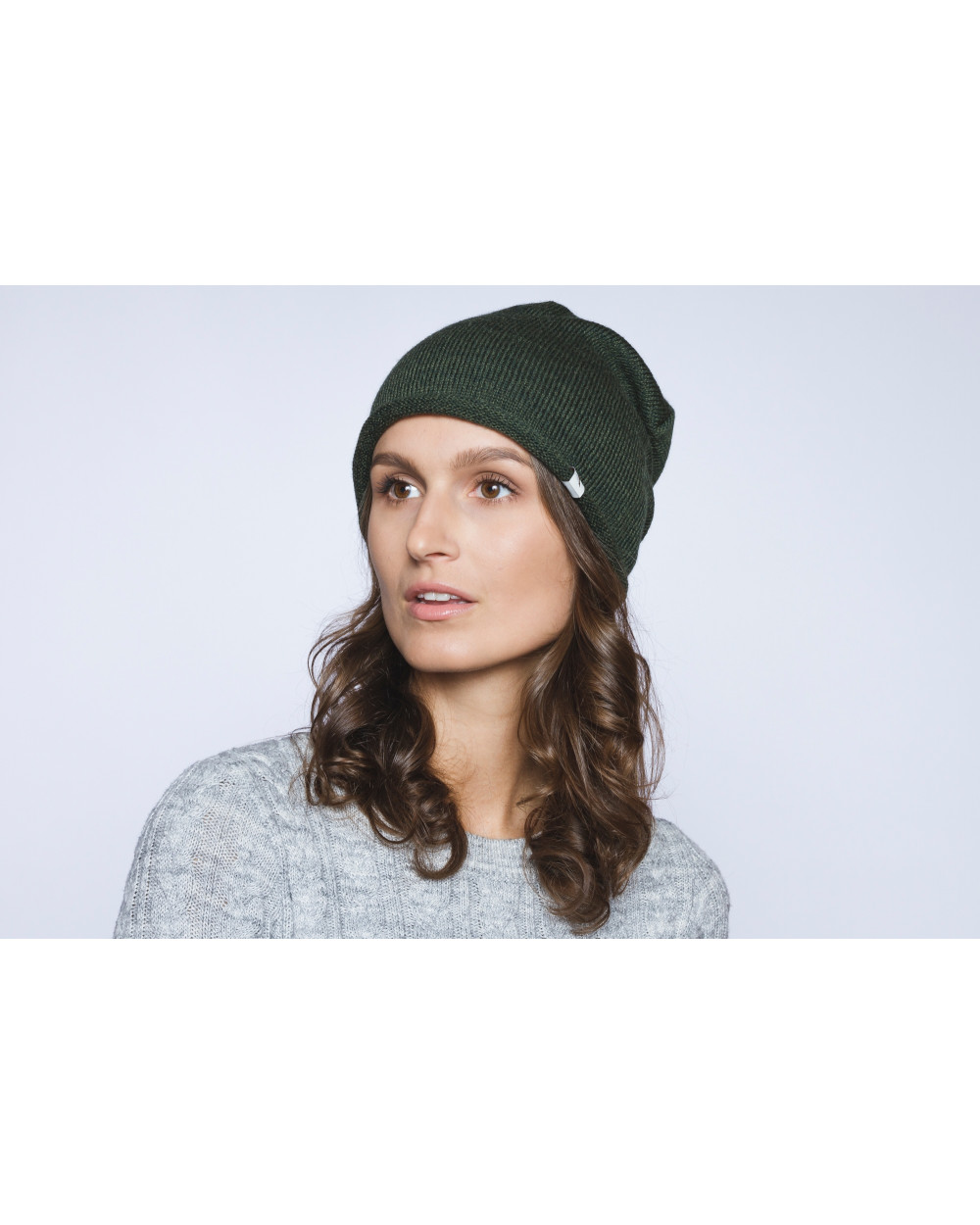 Vilnonė vienguba kepurė