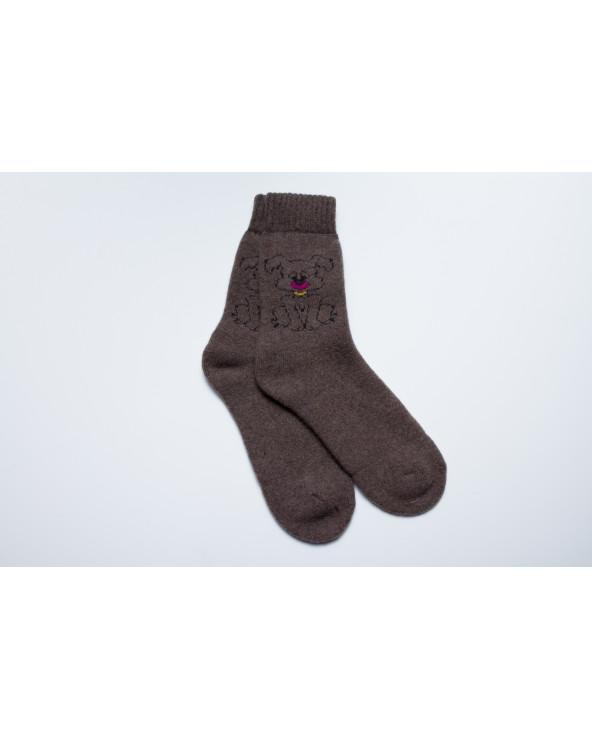 Vilnonės kojinės 987