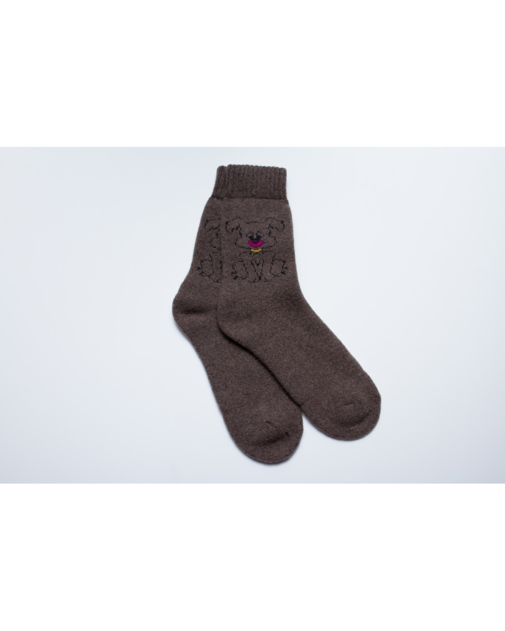 Vilnonės kojinės 805S