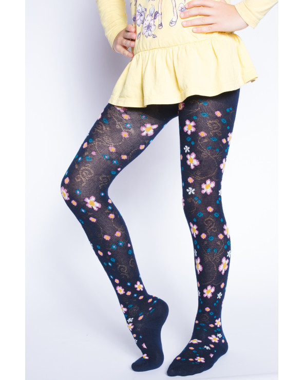 Children patterned tights 994