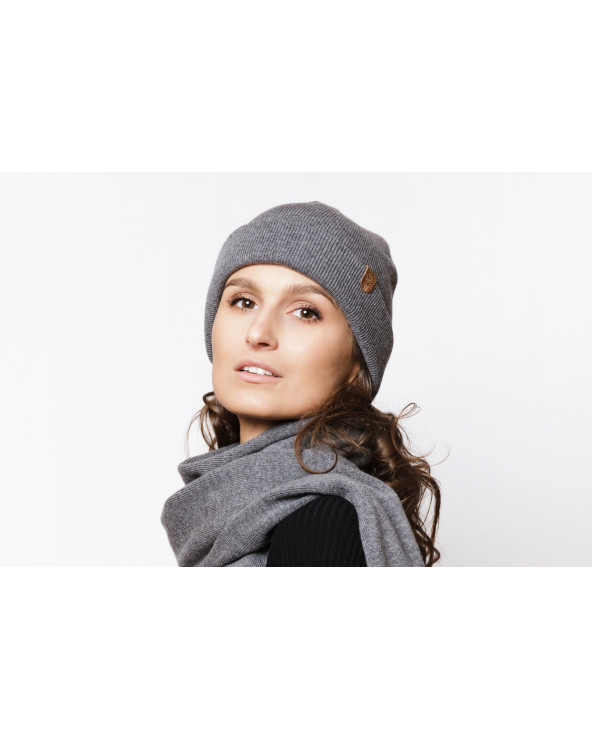 Cashmere wool hat 8991