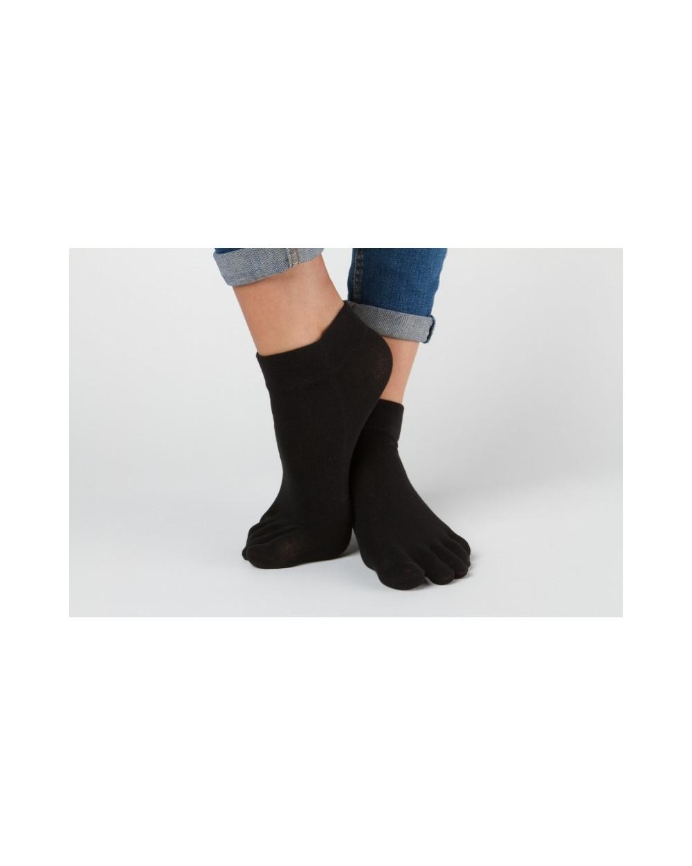 Šukuotinės medvilnės kojinių komplektas 824