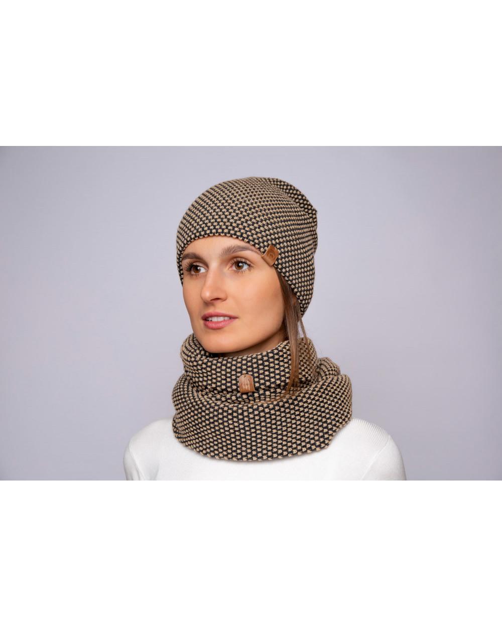 Merino vilnos kepurė 182