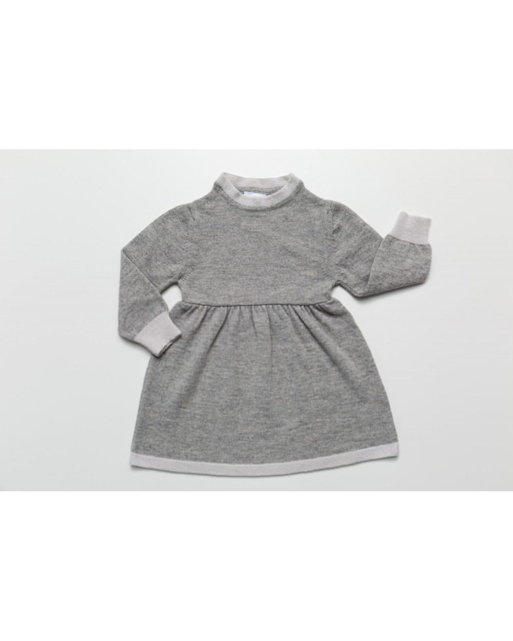 Kasmiro vilnos suknelė 9131