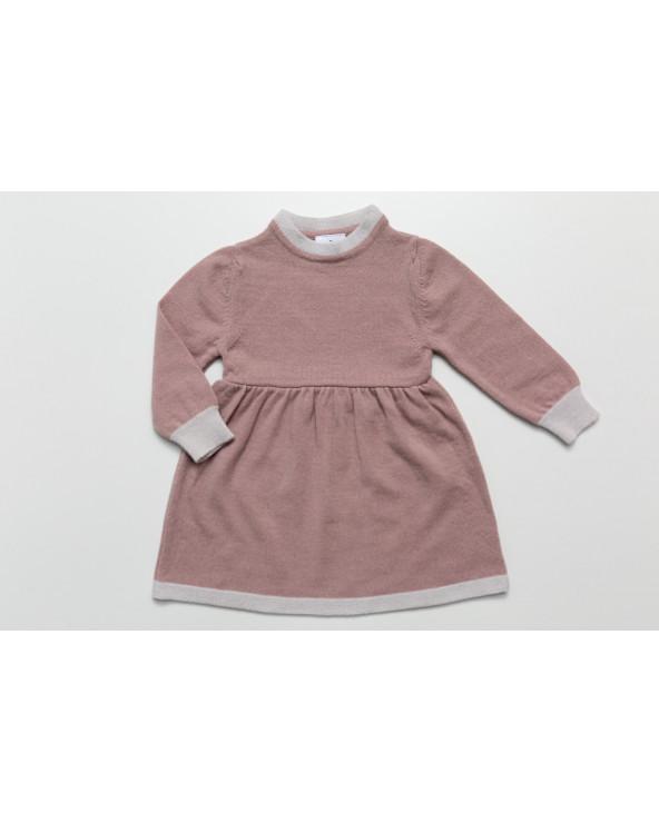 Cashmere wool dress 9131