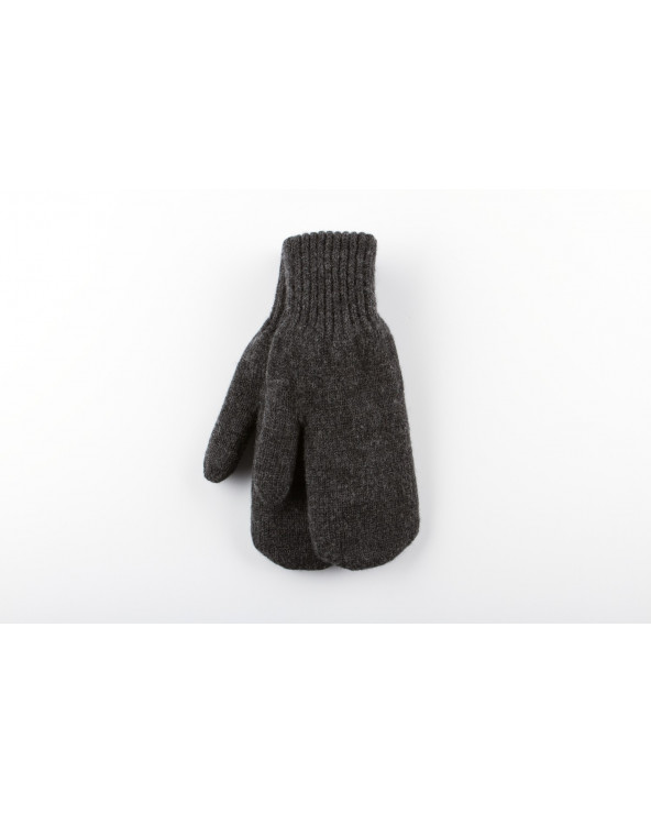 100% Wool double mittens 430