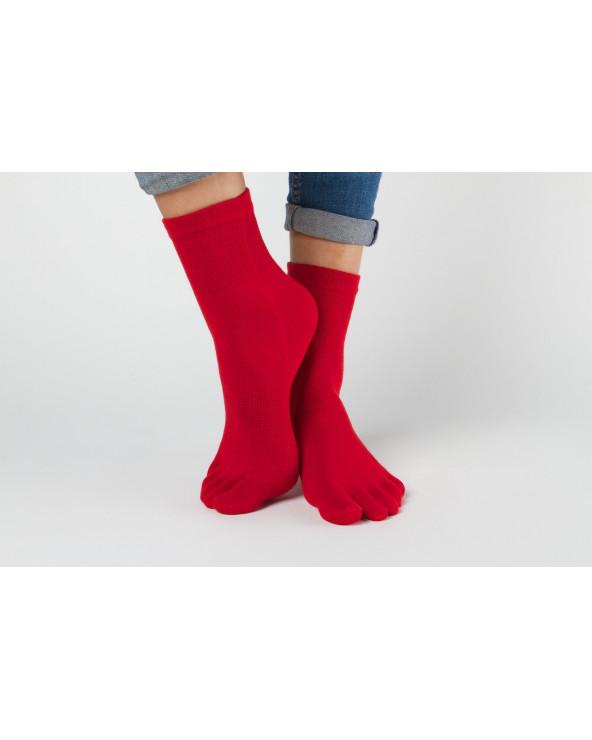 Pirštuotos kojinės