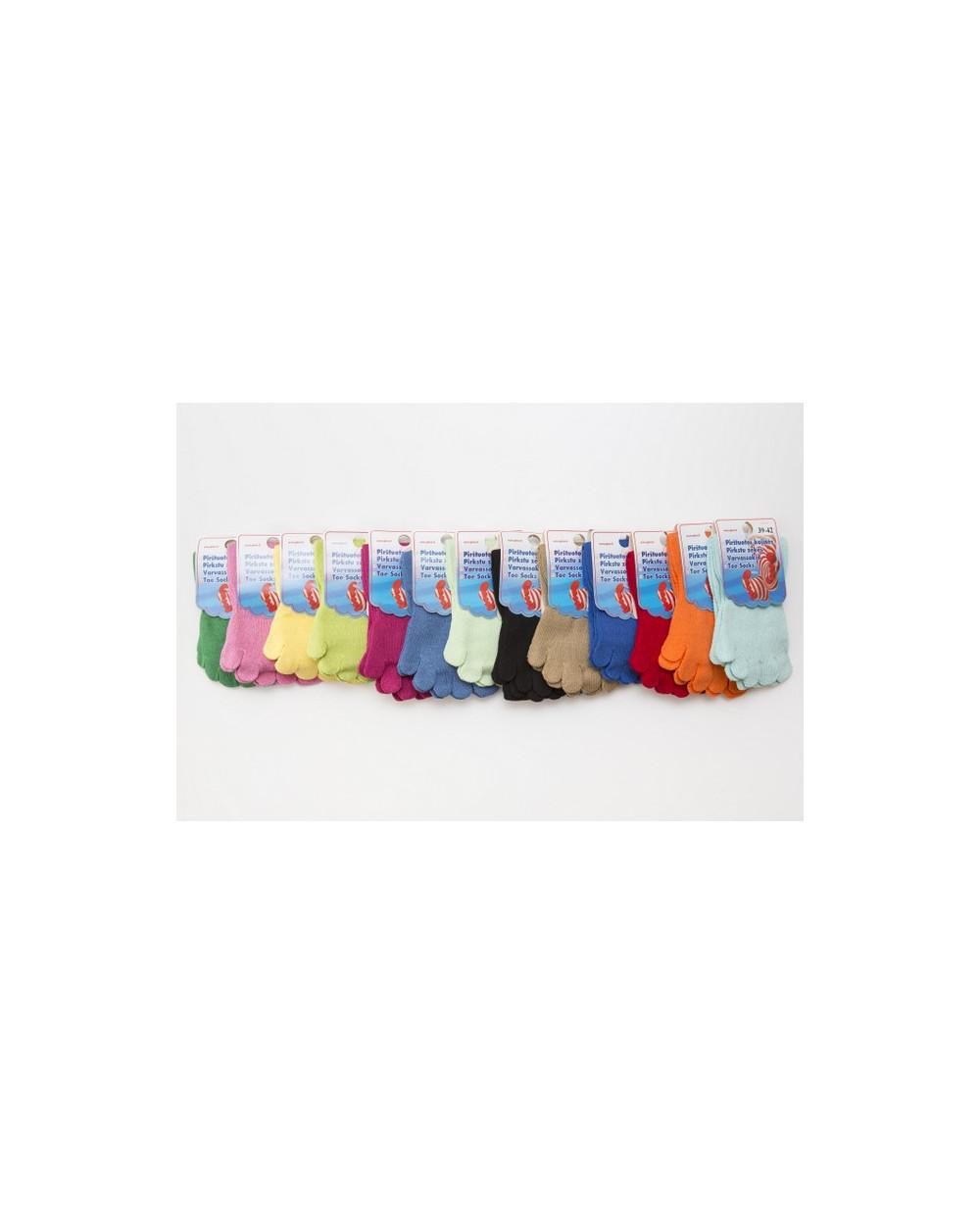 Medvilninės pirštuotos kojines 497/930