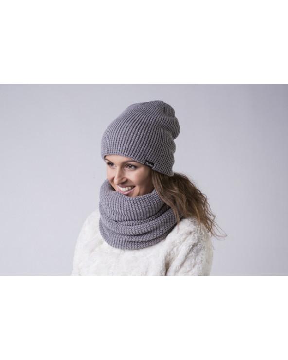 Semi - wool double hat 911